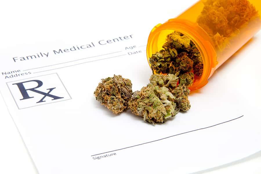 medical marijuana for back pain