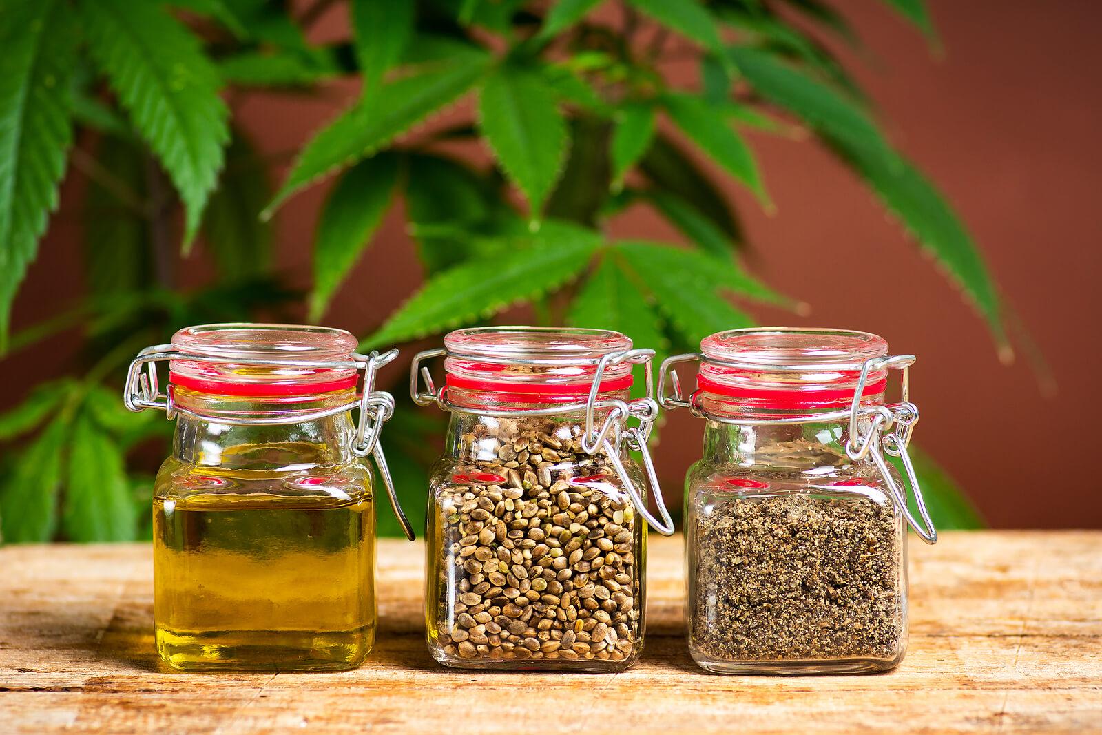 Bigstock Cannabis Seeds Grain And Oil I 345166477 3 1